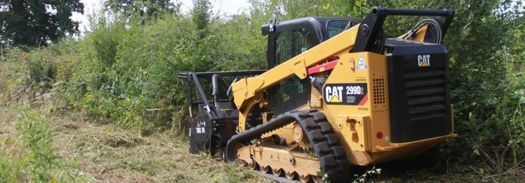 Land Clearing Services | Fink Fencing Inc  | Call us for